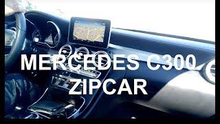Mercedes C300 ZipCar Review | #TheRealGene 5