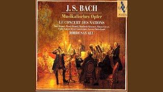 "Canon 5 A 2 Per Tonos ""Ascendenteque Modulatione Ascendat Gloria Regis"" (Bach)"