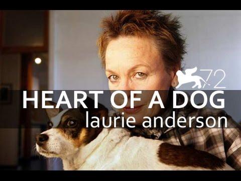 画像: HEART OF A DOG di Laurie Anderson youtu.be