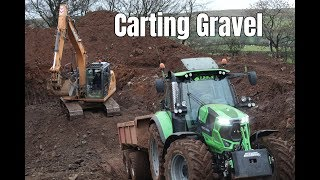 Doherty Farm Services - Drawing Gravel 2018