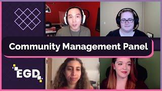 Community Management - Waffle Games 4.0