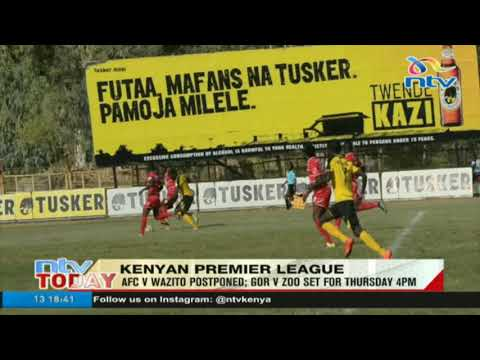 Mathare United top KPL standings after two wins