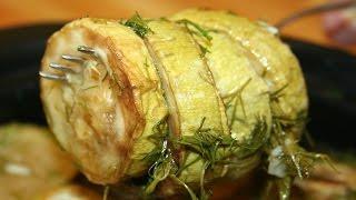 Очень вкусные жареные кабачки в маринаде  | Рецепт кабачков