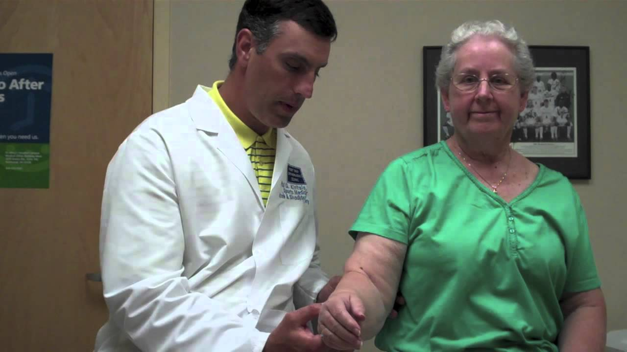 人工逆肩関節置換術後のリハビリテーションエクササイズ