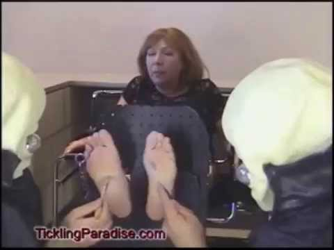 nylon feet tickling Mature