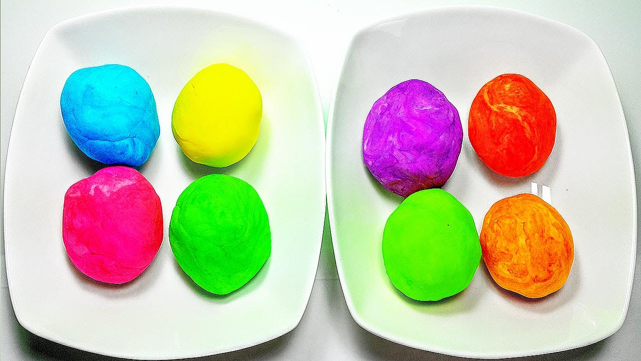 Diy Homemade Play Dough Best Recipe Ever With Cream Of Tartar No