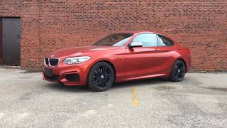 Review: 2018 BMW M240i