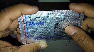 Moviz Tablets uses composition side effects precaution Dosage & review in Hindi