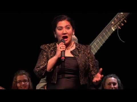 Marissa Green speaks about Apollo's Fire & Laurel School (AF Gala 2016)