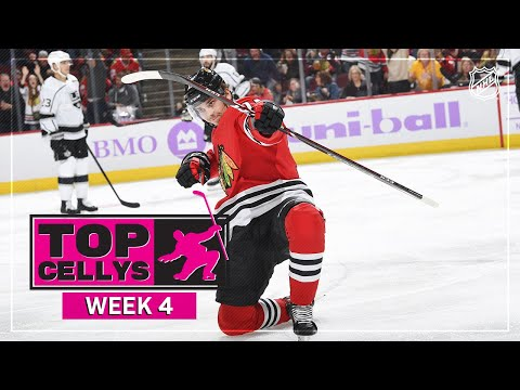 Cellys of the Week | Week 4 | Ovechkin, Strome, Halloween Storm Surge |...