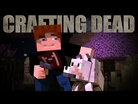 """Minecraft Crafting Dead - """"Search Party!"""" #3 (The Walking Dead Roleplay S6)"""