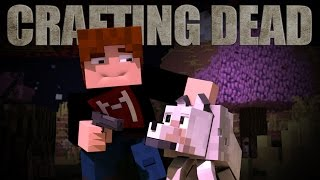 "Minecraft Crafting Dead - ""Search Party!"" #3 (The Walking Dead Roleplay S6)"