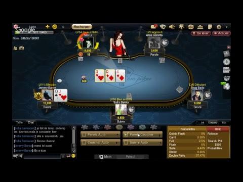 Zynga poker francais gratuit best way to play blackjack at the casino