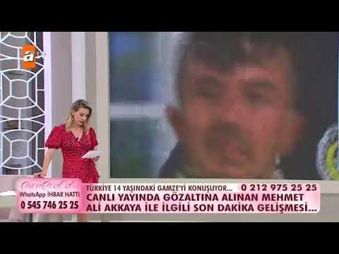 Esra Erol'da canlı yayında gözaltı 2 milyon defa izlendi