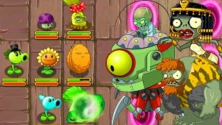 Plants Vs. Zombies 2 ONLINE - Team Plants Vs Zombies Part 11 (PvE)