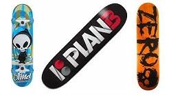 Top 10 Best Skateboard Brands in World 2019. Top Ten Skateboard Companies 2019.