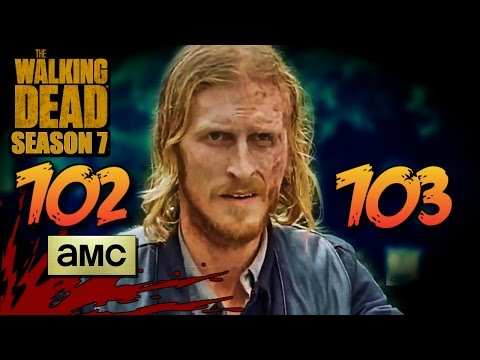 The Walking Dead: Season 7  7x02 & 7x03  TITLESSYNOPSIS!!!