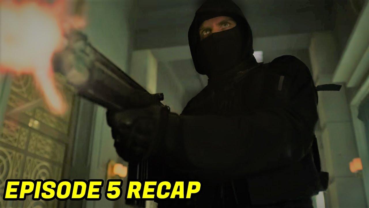 Money Heist Season 4 Episode 5 Explained In Hindi Youtube