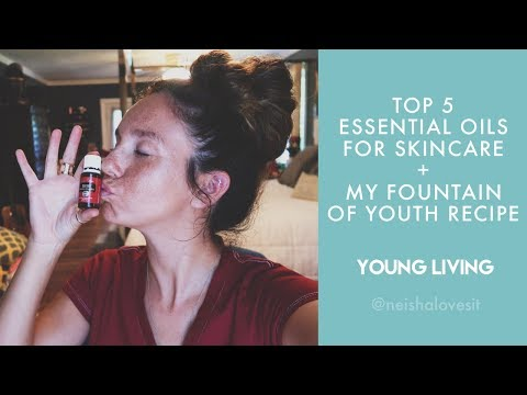 top-5-essential-oils-for-skincare-|-face-serum-recipe