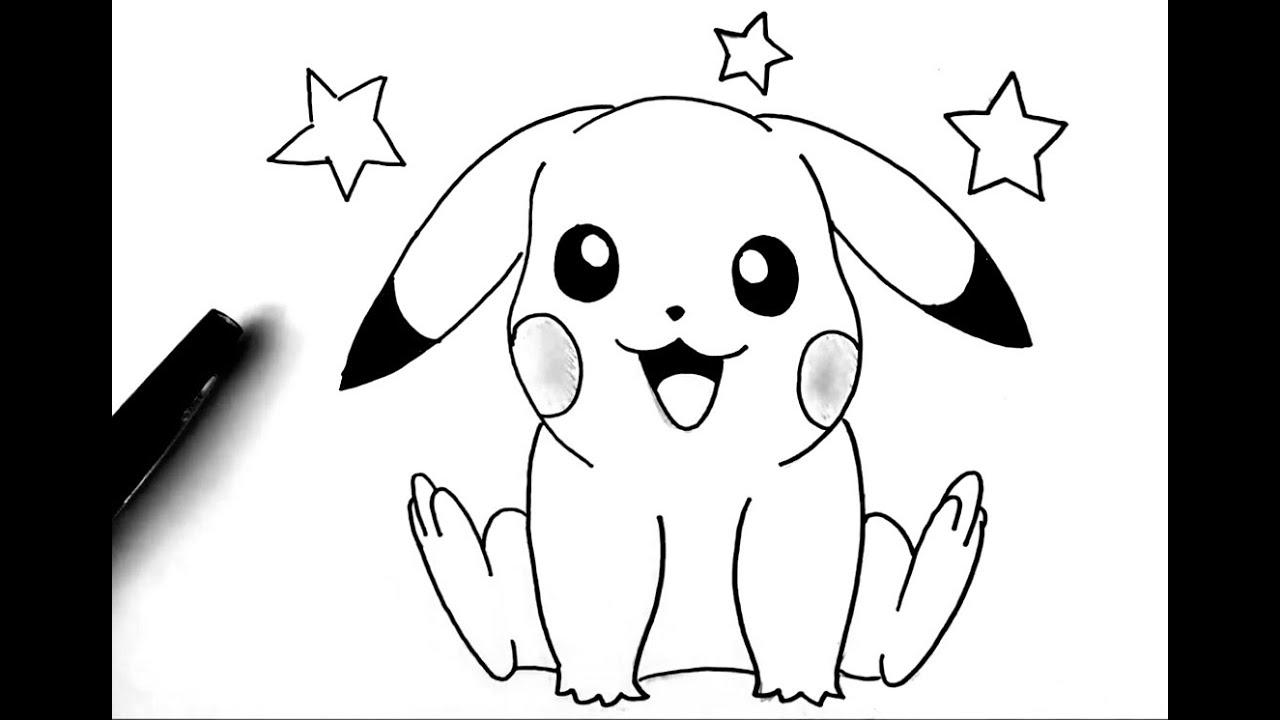 Dibujos Para Colorear De Pikachu Detective Impresion Gratuita