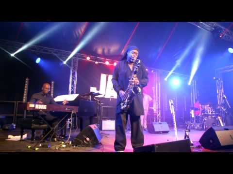 Courtney Pine & Omar : : Ealing Jazz 2017 XI