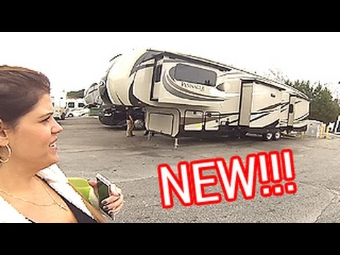 New RV Today ,What A Pain That Was! - Camping World Rip Us Off!