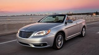Chrysler 200 Convertible 2012 Videos