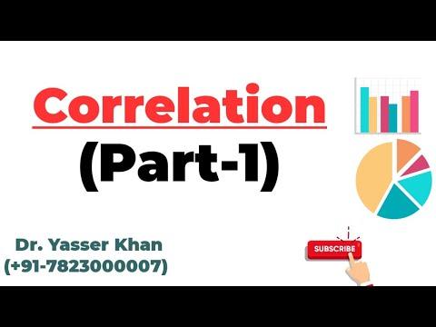 Correlation Part-1