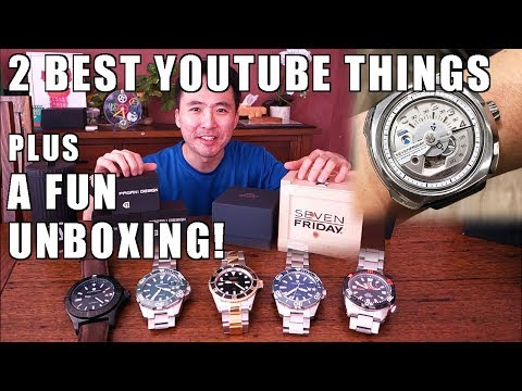SevenFriday, Armida, Pagani Design & Orient: Local Collaborations & 5K Subs! - Perth WAtch Suppl #18