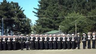 Himno Escuela de Grumetes 27-03-2013