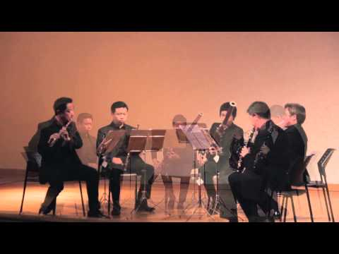 Three Shanties for Wind Quintet : Malcolm Arnold by Silpakorn Winds
