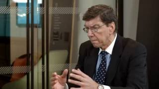 Clayton Christensen - Disruption in Financial Services