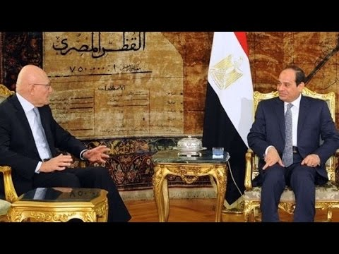 Sisi Says Assad Is Running Out of Time