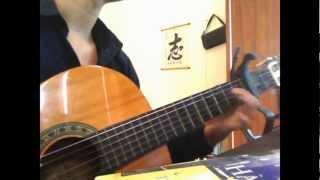 Hy vọng - Tăng Nhật Tuệ ( Guitar Cover )