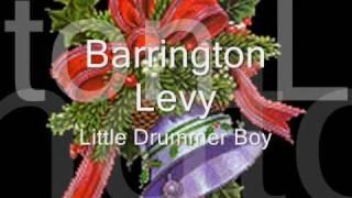 Barrington Levy - Little Drummer Boy (Christmas Reggae)