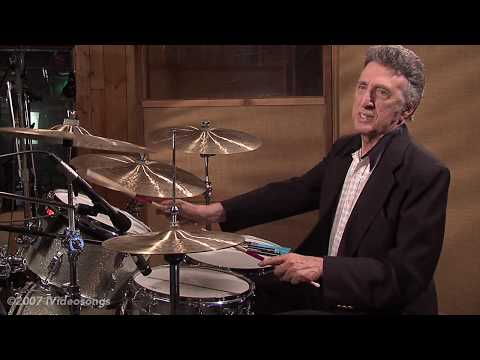 How to Play Drums on Hound Dog by Elvis Presley with D.J. Fontana