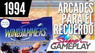 """Super Gameplay - """"Windjammers"""" - Neo-Geo Collection Vol. 1"""