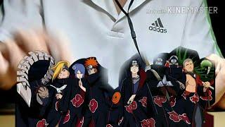 Rap Về Akatsuki (Naruto) - Phan Ann - Pen Tapping cover by Hatake Tapper