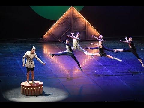 El ballet ruso 'Petrushka' en 360°