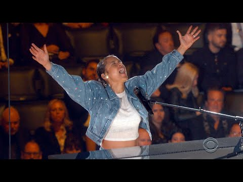 Alicia Keys - Underdog | 2020 GRAMMYs Live Performance