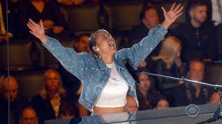 Alicia Keys - Underdog | 2020 GRAMMYs Live Performance