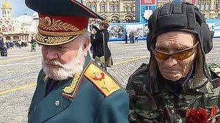 Несуществующее звание: на параде заметили 'секретного маршала КГБ'