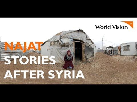 Najat - Stories After Syria