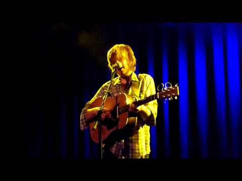 (HD) Brett Dennen - Darlin' Do Not Fear(Live) @ Effenaar