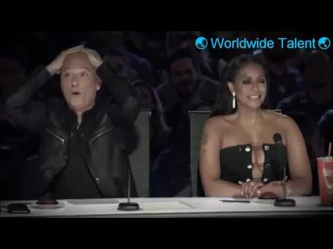 Funniest Judges Moments - America's Got Talent 2016 - Season 11 - (Simon, Heidi, Howie, Mel B, Nick)