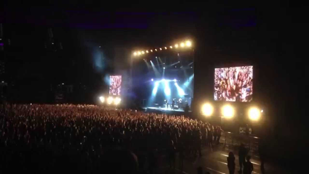Linkin Park - In the end / Faint- live in Wrocław, Poland - 5.6.2014