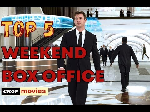 Top 5 Movies - Weekend Box Office - june 21 - 23 - CropMovies
