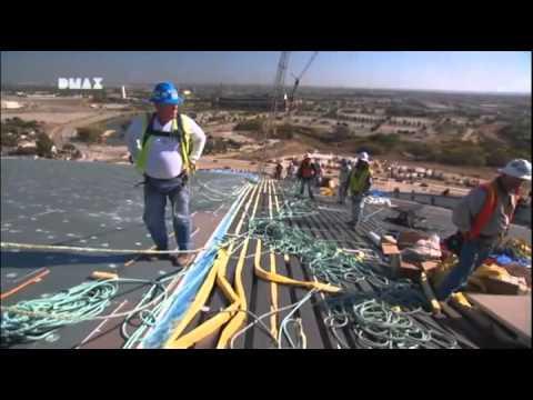 Megastrutture lo stadio dei Dallas Cowboys (lo stadio di football più grande del mondo)