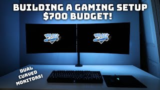 Building My $700 Budget Gaming Setup! | Budget Builds Ep.1