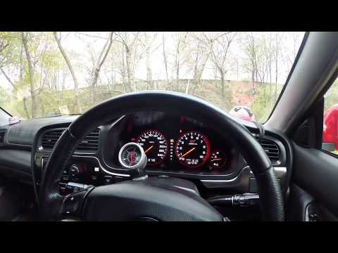 Самодиагностика АКПП Subaru